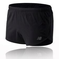 New Balance Mens Impact Run Split 3 Inch Running Shorts Pants Trousers Bottoms