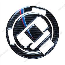 Carbon Fiber Gas Cap Tank Cover Sticker For BMW S1000RR R1200GS F800S F650GS HP2