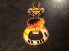 HARD ROCK CAFE BOTTLE OPENER MAGNET. WARSAW. CHOPINOLOGY.