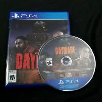 Daymare 1998 Playstation 4 PS4 Video Game