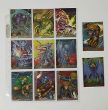 95 Fleer Ultra X MEN Bundle of 11 Individual Ungraded Trading Cards L4