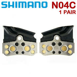 Shimano N03A N04C Disc Brake Pad Ice Tech For DEORE XTR SLX M9120 M8120 4 Piston