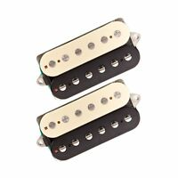 Suhr Aldrich Hot Humbucker 50mm Spacing Bridge & Neck Pickup Set in Zebra