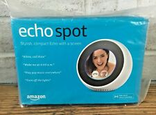 Amazon Echo Spot - White - Brand New in Sealed Box