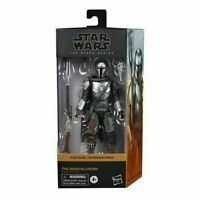 STAR WARS THE BLACK SERIES THE MANDALORIAN BESKAR 6 INCH ACTION FIGURE HASBRO