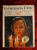 RARE WOMANs DAY magazine December 1965 Christmas Rose Wilder Lane Vietnam