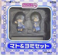 Black Rock Shooter Nendoroid Petit Mato & Yomi Set Good Smile Company