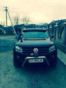 Volkswagen Amarok windshield deflector front spoiler Sun visor
