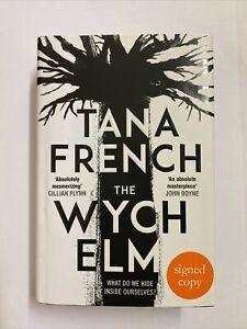 Signed Book The Wych Elm by Tana French First 1st Edition Hardback 2019