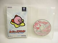 KIRBYS AIRRIDE Kirby Kirby's Item REF/cccn Game Cube Nintendo Gamecube JAPAN gc