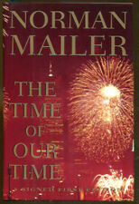 The Time of Our Time by Norman Mailer-Signed First Edition/Dust Jacket-1998
