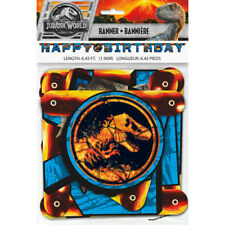 Jurassic World Fallen Kingdom Jointed Birthday Party Banner - Over 6ft