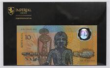1988 Johnston/Fraser Australian $10 Ten Dollar - Uncirculated R.310b D5-3156