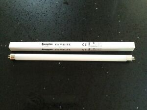 "8W T5 12"" 300mm Fluorescent Tube Strip Light Bulb - 2 Pin - FREE P&P - Branded"