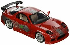 Jada Toys Fast and Furious 1:24 Diecast - 93 Mazda RX-7 Vehicle, Free shipping