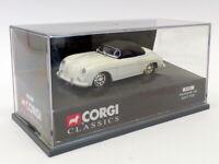 Corgi 1/43 Scale Model Car 03701 - Porsche 356 - White
