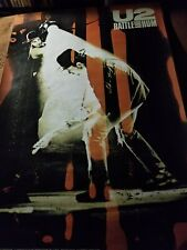 U-2 Rattle And Hum Movie Poster 1988