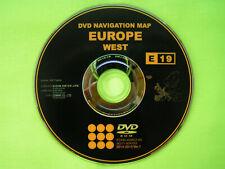 DVD NAVIGATION TNS 600 700 BENELUX FRANKREICH 2015 TOYOTA LANDCRUISER RAV4 LEXUS