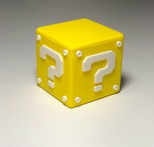 Mario Question Box Switch Game Holder