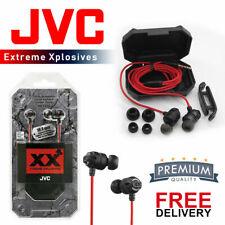 ca1d236d692 JVC EXTREME EXPLOSIVES HA-FX1X XX IN-EAR HANDSFREE DEEP BASS STEREO  EARPHONES