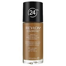 Revlon ColorStay Makeup for Combination/Oily Skin, Caramel [400] 1 oz