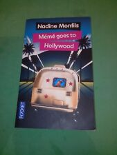 Mémé goes to Hollywood - Nadine MONFILS - Pocket