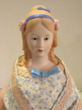 "Vint 1980's bisque Shackman 20""Lady COMPLETED kit doll-dressed-excellent quality"