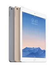  Apple iPad Air 2 | WiFi + 4G I GSM Unlocked 16GB I Space Gray I Silver I Gold
