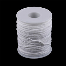 Spool of Cotton White Braid Candle Wicks Core Candle Making Supplies RDBD