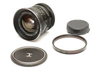 Accura/Sigma YS 18mm F3.2 Lens For Canon FD Mount! Good Condition!