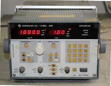 Rohde & Schwarz SPN generatore di segnali