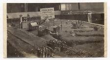1907/2 * 2 PHOTOS 1 POSTCARD &1 LG MINI TOWN IN COLUMBUS TX TEXAS *SALE*  PC5581