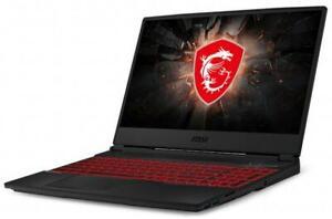 MSI GL65 Leopard 10SCXR Black 15.6inch Core i5 Gaming Laptop ( 512GB )