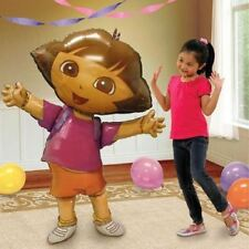 Airwalker Dora the Explorer - 91cm x 132cm Foil Balloon