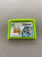 LeapFrog Leapster Explorer LeapPad Disney Pixar Toy Story 3 Cartridge
