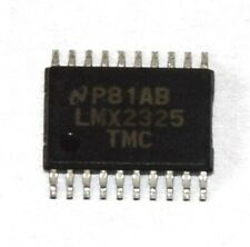 IC - LMX2325 - Frequency Synthesizer for RF Personal Communications - 2,5 GHz