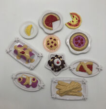 Barbie Food Platters Cruise Ship Pasta Desserts Cake Pizza Breadsticks Pie