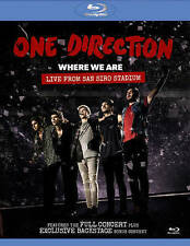 One Direction 'Where We Are' Live From San Siro Stadium New Blu-ray