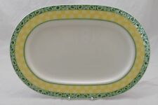 Villeroy & and Boch Gallo SWITCH SUMMERHOUSE ACACIA platter 34.5cm used