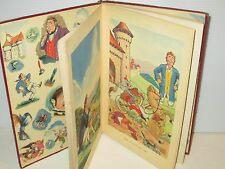 GULLIVER'S TRAVELS JONATHAN SWIFT ADAPTED BY PATRICK BELLEW 1945 VINTAGE BOOK