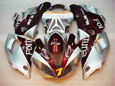 COCK CARENA MOTO ABS PER YAMAHA YZF 1000 R1 2000 2001 (C)