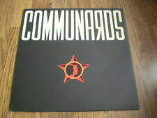 THE COMMUNARDS - SELF TITLED LONDON 1986 BARELY EX+