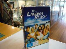 MTV PRESENTS : LAGUNA BEACH THE COMPLETE FIRST SEASON (3-DISC BOX SET) (DVD M)
