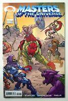 Masters of the Universe #1• Wraparound Cover • Image Comics • He-Man • NM Unread