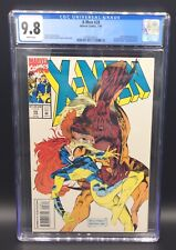 BEAUTIFUL X-MEN ISSUE 28 MARVEL COMIC BOOK CGC 9.8 WHITE PAGES 1994