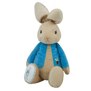 Beatrix Potter Peter Rabbit Jumbo Plush Bunny Toy 40cm