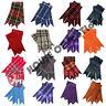 HS Highland Kilt Hose Sock Flashes Various Tartans/Scottish Kilts Socks Flashes