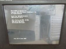6181-A1Bcbbzzz Allen Bradley Hmi Touchscreen Boots To No Operating System