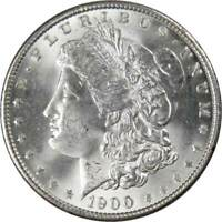 1900 $1 Morgan Silver Dollar US Coin Uncirculated Mint State