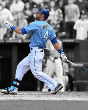 Kansas City Royals ALEX GORDON Glossy 8x10 Photo Baseball Spotlight Poster